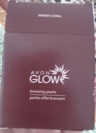 Avon Perełki brązujące Glow