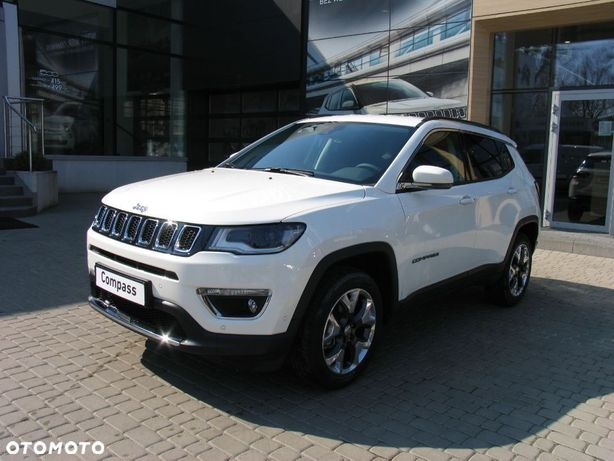 Jeep Compass MY20 LIMITED 170KM 4X4 p. Parking p. Zimowy