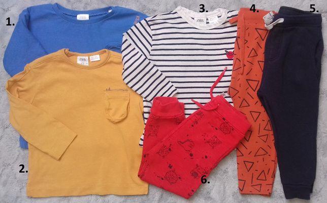 Spodnie-dresy-baggy-slim-Bluzeczki 12-18mc, 18-24mc ZaraBaby,Dunnes