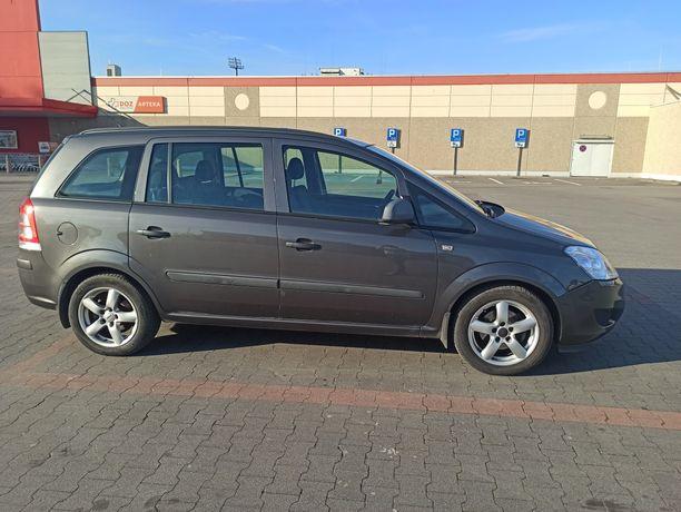 Opel Zafira 1.8, 7-osobowy