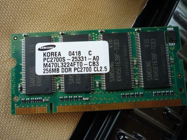 RAM para portatil