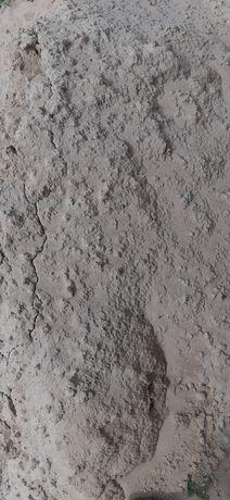 Песок в мешках и насыпью