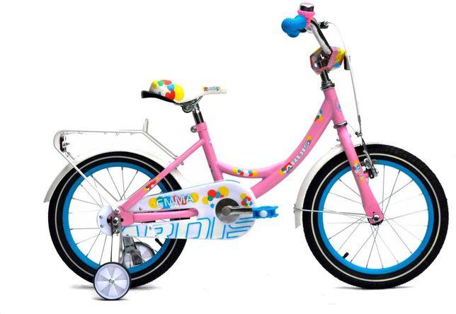Велосипед детский Ardis Emma 16 дюймов/ Дитячий велосипед 16 дюймів