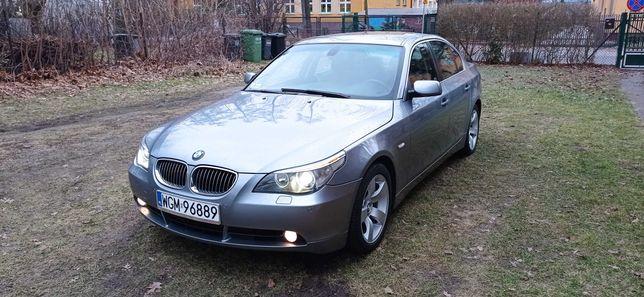 BMW E60 2.2 170 KM LPG