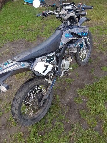 Yamaha dt 50.Rok 2009
