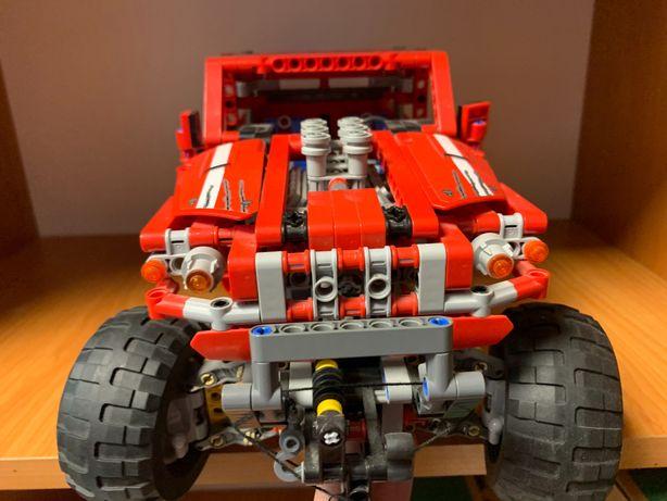 Lego technick rezerwacja