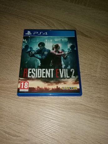 Gra Resident Evil 2 na PS4 - stan idealny