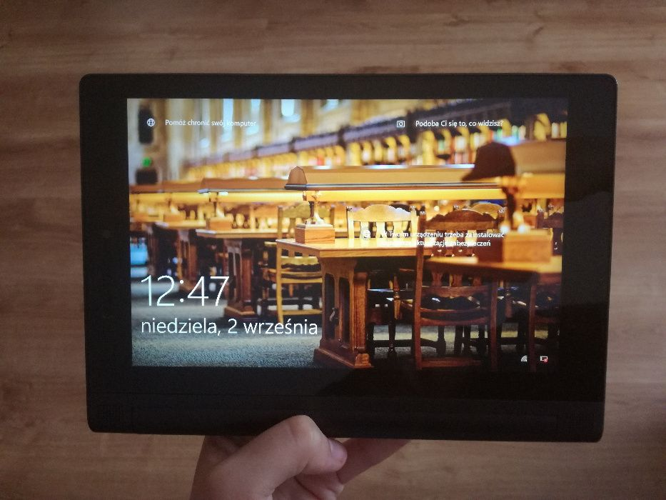 "Tablet Lenovo Yoga 2 with windows 8""+etui Skokowa - image 1"