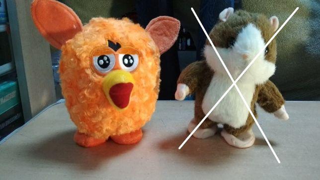 Говорящий и танцующий хомяк-повторюшка,игрушка хомячок. Новая!!!