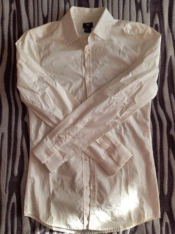Сорочка на підлітка біла, розмір XS