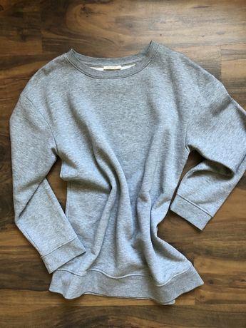 Bluza ocieplana Zara oversize S
