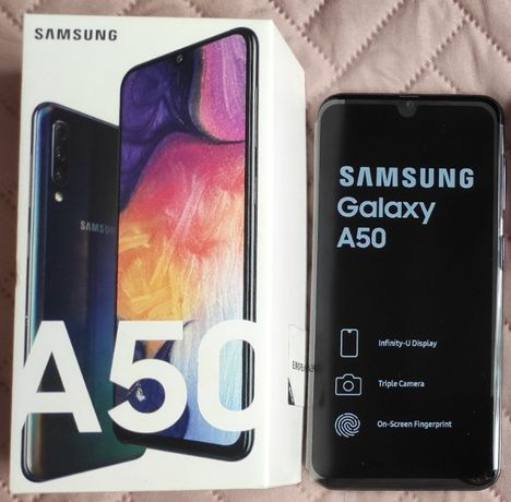 Telefon Samsung A50 dual SIM bez simlocka