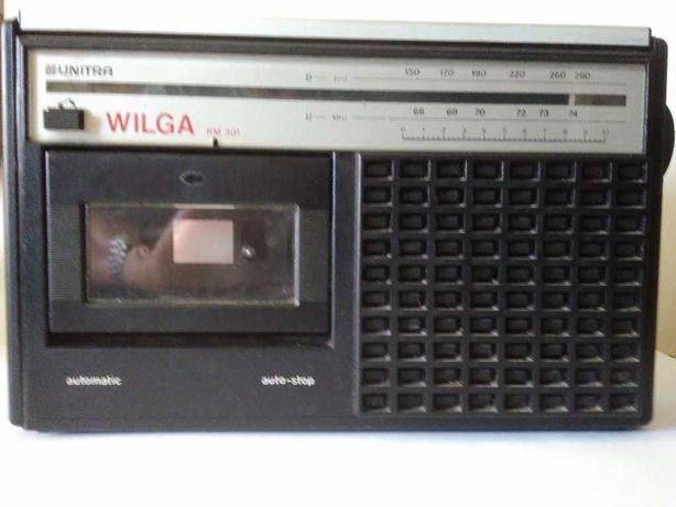 Radiomagnetofon Unitra Wilga RM-301