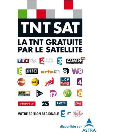 Receptor TNT SAT astra