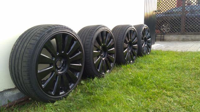 Koła Audi felgi 19 cali et 45  8,5 j czarne