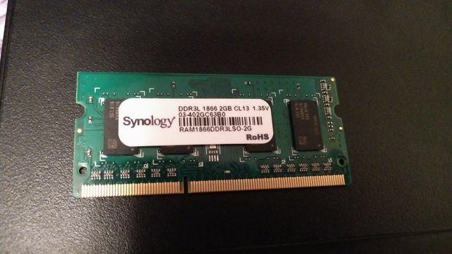 Память Synology DDR3L 2Gb 1866 CL13