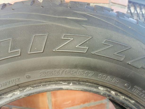 Продам б/у резину Brizzak DM-V1 265/65 R17