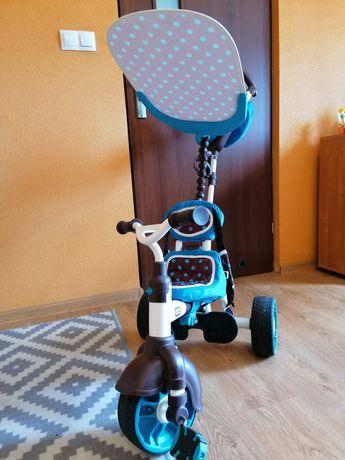 Rowerek trójkowy little Tikes 4 w 1 niebieski rower Rzeszów Krosno