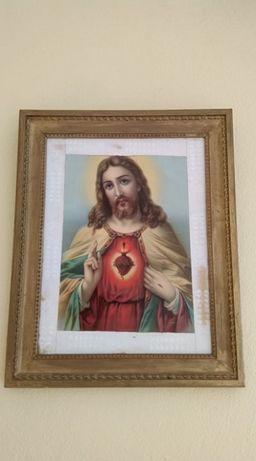 quadro de Cristo