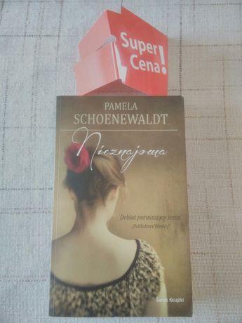 """książka """"nieznajoma"""" Pamela Schoenewaldt"""