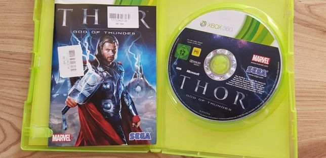 Gra Xbox 360 Thor god of thunder
