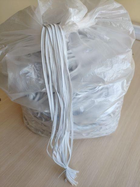Резинки для масок защитных 3 мм ширина