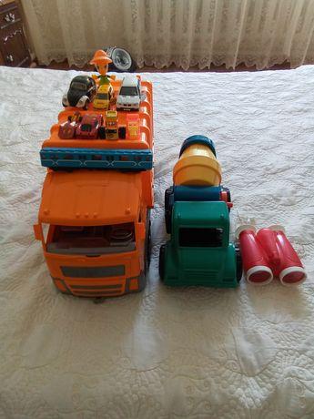 Продам детские игрушки машинки