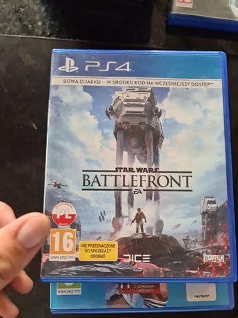 Star Wars Battlefront PS4 PL wersja Salon Byk