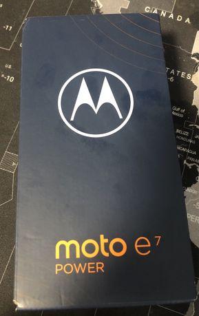 Nowa Motorola moto e7 power 4+64