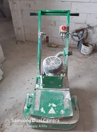 Szlifierka planetarna edco do betonu do szlifowania betonu