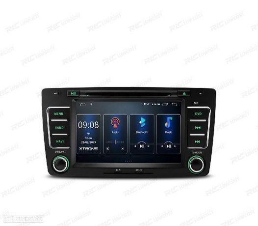 AUTO RADIO GPS ANDROID 10 SKODA OCTAVIA / YETI 09-13