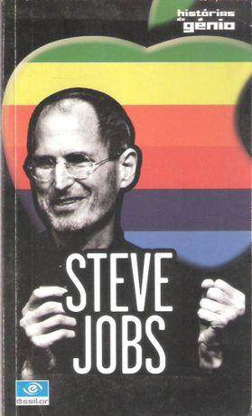 Coleção Histórias de Génio 1. Steve Jobs