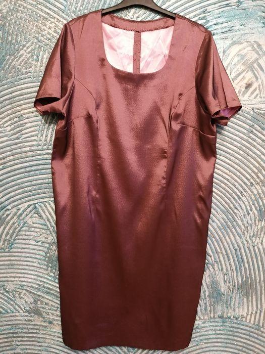 Śliczna sukienka rozmiar 46 Wiskitki - image 1