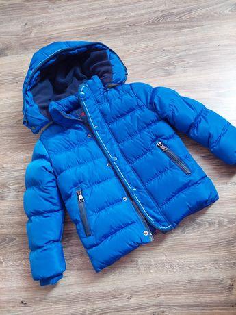 Зимова курточка 4-5 років