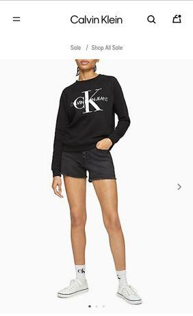Свитшот Calvin Klein (guess)