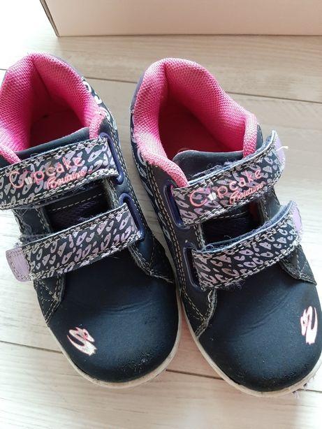 Półbuty buciki Cupcake sandalki