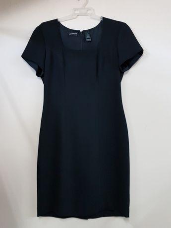LIZ CLAIBORNE elegancka czarna sukienka USA rozm 40