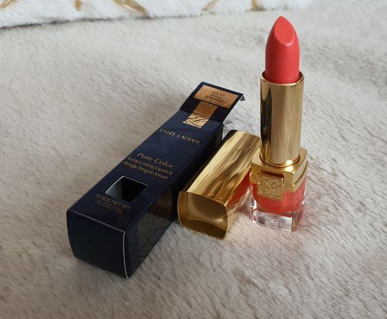 Estee Lauder pomadka szminka Pirelli color PCL25 Melon