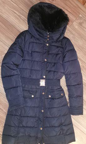 Carry kurtka, płaszczyk bardzo ciepła roz 38
