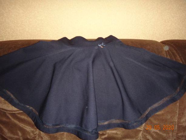 юбка школьная, рост 146
