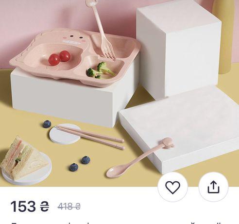 Набор посуды детский