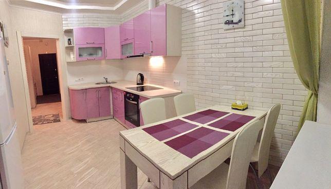 Двухкомнатная квартира в новом доме