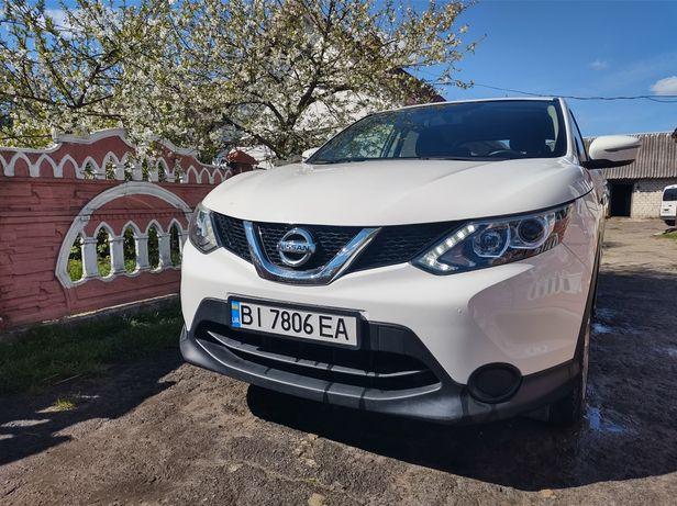 Продам Nissan Qashqai 2015 года 1.6 dCi полный привод