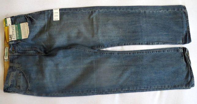 nowe LEE spodnie meskie JEANSY 30 x 30