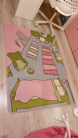 Dywaniki dla dziewczynki 3 sztuki Ikea