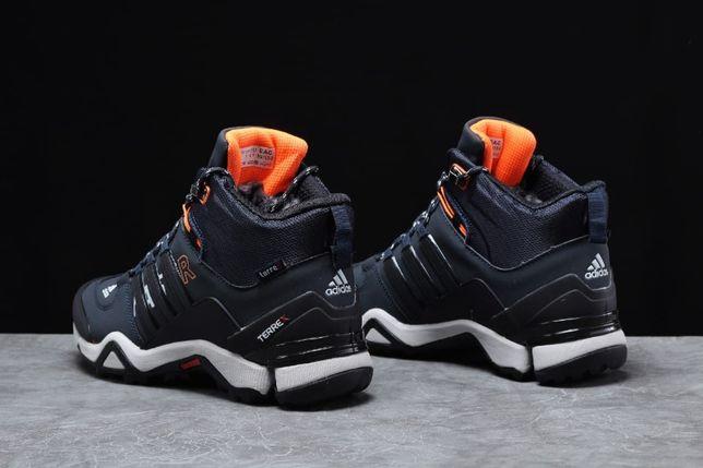 Адидас. Зимние мужские кроссовки Adidas Terrex 31781, кросовки.