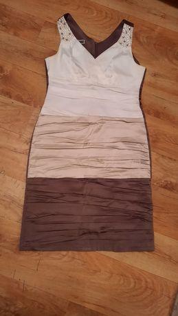 Elegancka sukienja