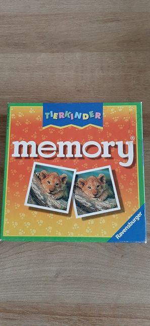 Memory zwierzęta, gra pamięciowa