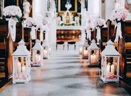 Dekoracje kościołów, sal weselnych Atrakcyjne ceny