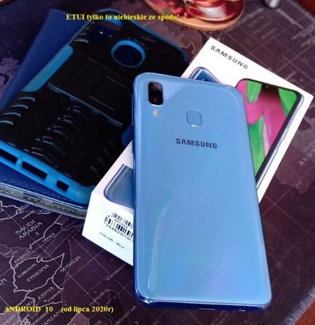 Samsung Galaxy A 40 / Android 10